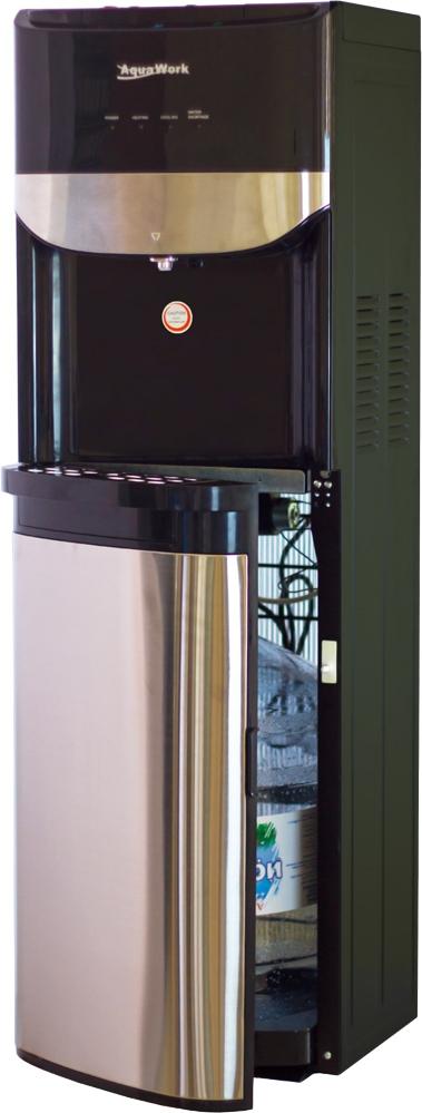 Кулер для воды Aqua Work R71-T черный - 1