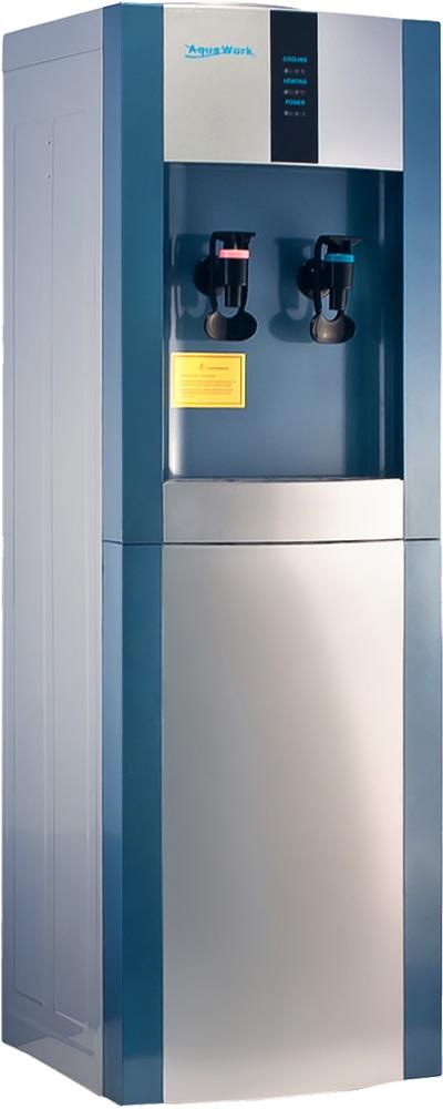 Кулер для воды Aqua Work 16-LD/EN синий - 1