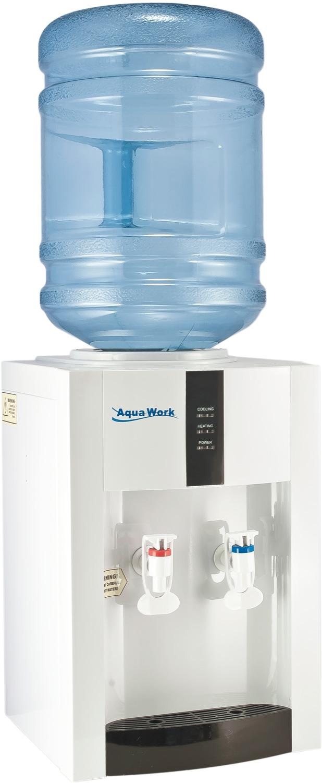 Кулер для воды Aqua Work 16-TD/EN белый - 4