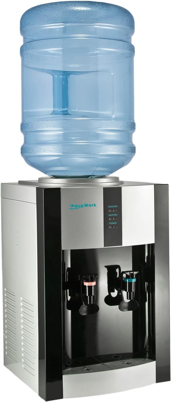 Кулер для воды Aqua Work 16-TD/EN черный - 3