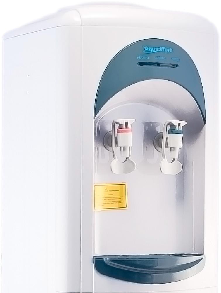 Кулер для воды Aqua Work 16-L/HLN(3L) белый - 2