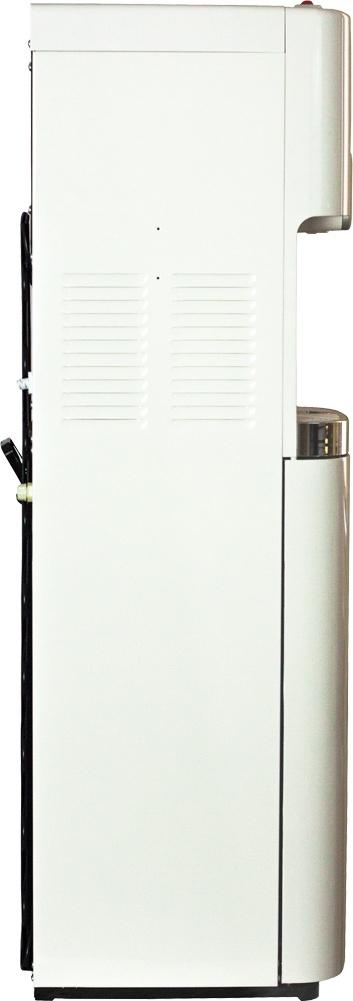 Кулер для воды Aqua Work 1665-S белый - 4