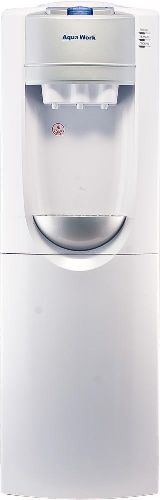 Кулер для воды Aqua Work 712-S-W белый - 6