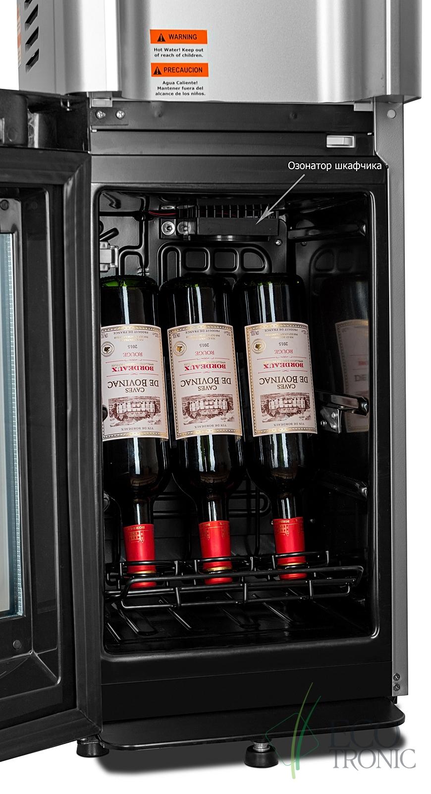 Ecotronic C15-LZ с винным шкафчиком - 12