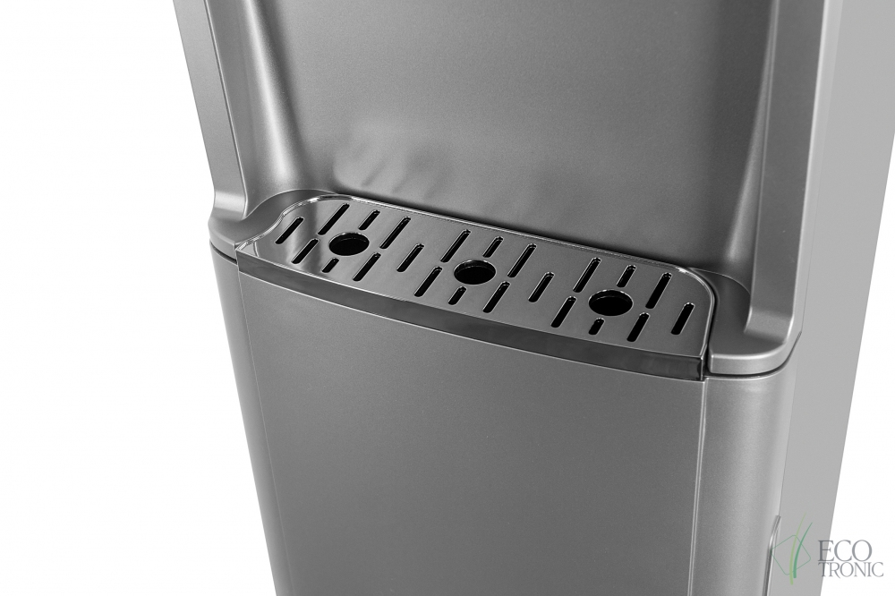 Кулер с нижней загрузкой бутыли Ecotronic M30-LXE silver+SS - 5