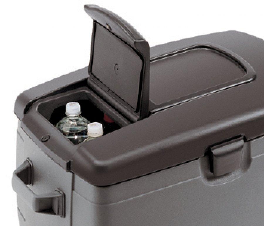 Автохолодильник компрессорный Indel B TB42A - 3
