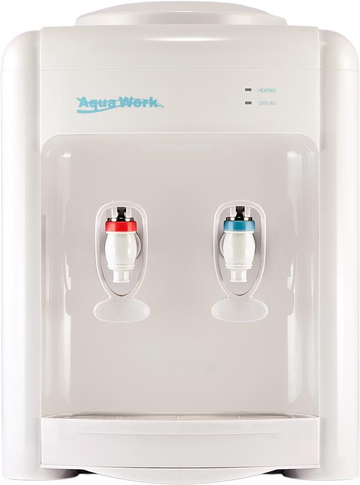 Кулер для воды Aqua Work 36-TDN белый - 2