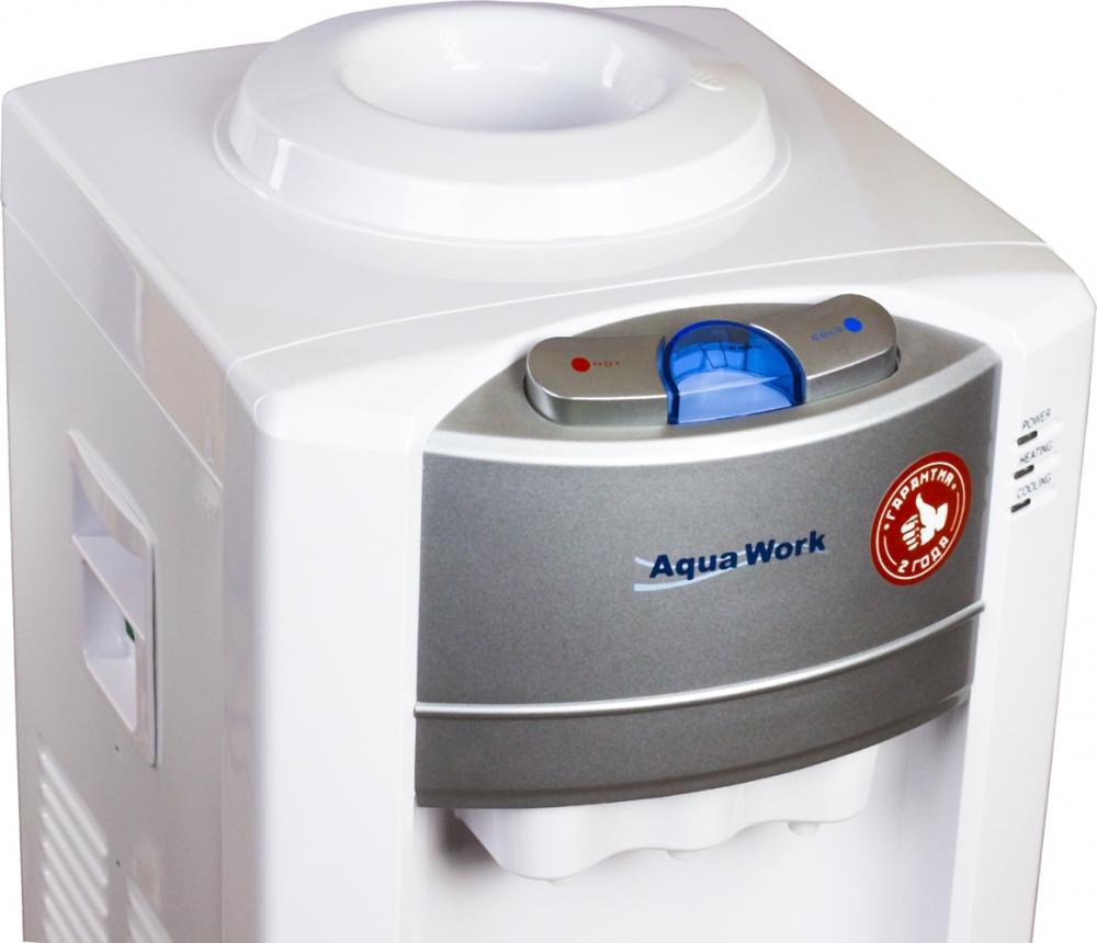 Кулер для воды Aqua Work D712-S-W - 7