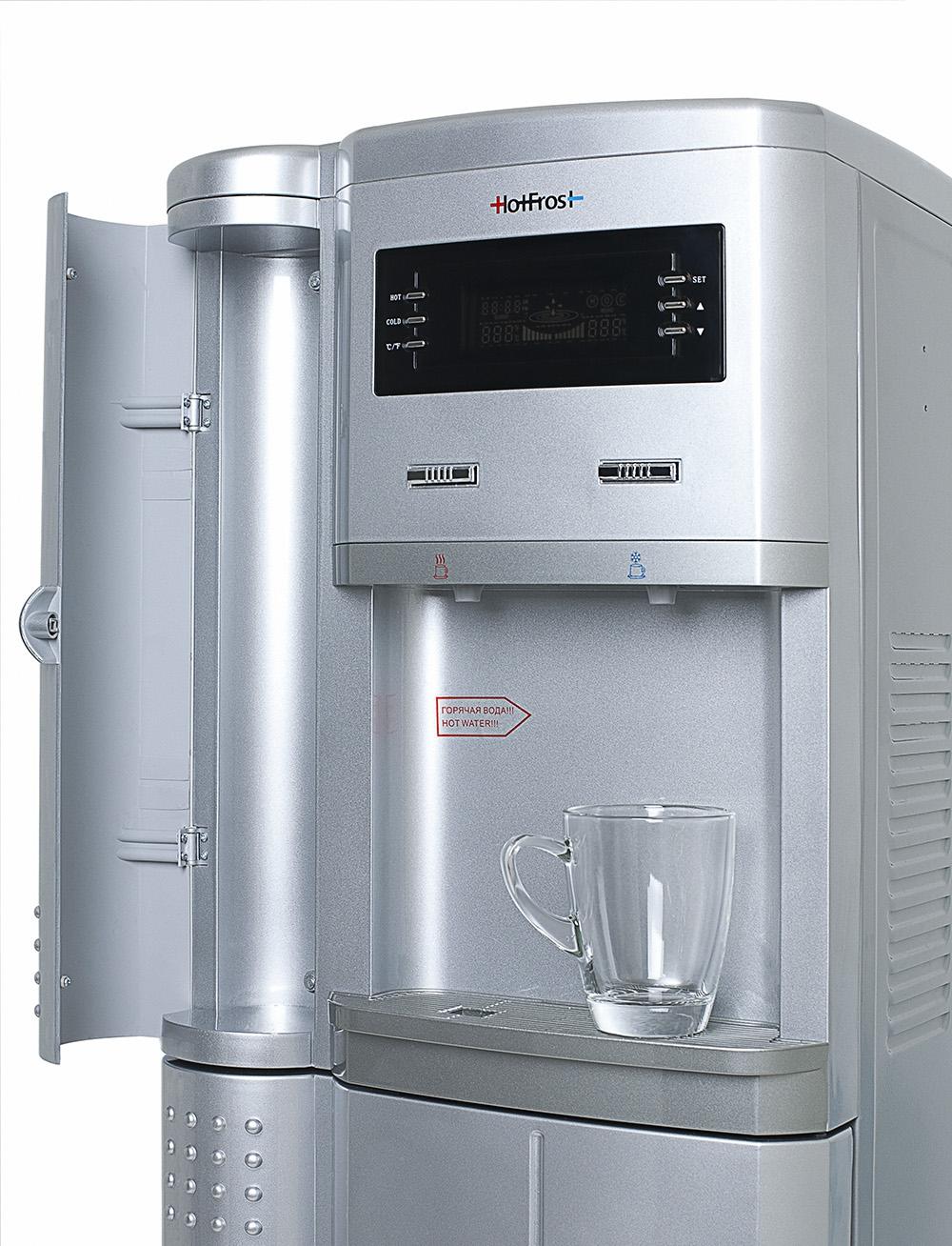 Кулер для воды с холодильником  HotFrost V205BST - 5