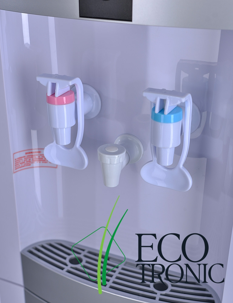 Кулер Ecotronic H1-L CARBO White - 4