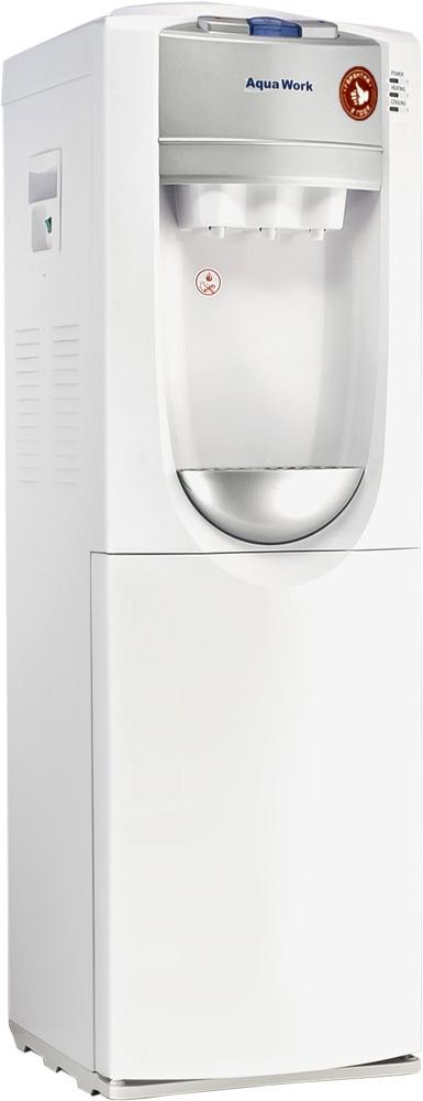 Кулер для воды Aqua Work D712-S-W - 1