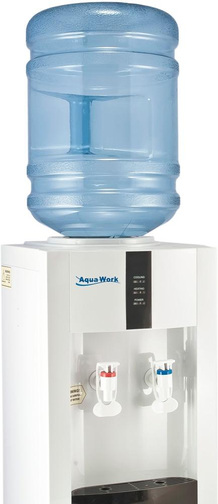 Кулер для воды Aqua Work 16-L/EN Кубики льда дизайнерский - 4
