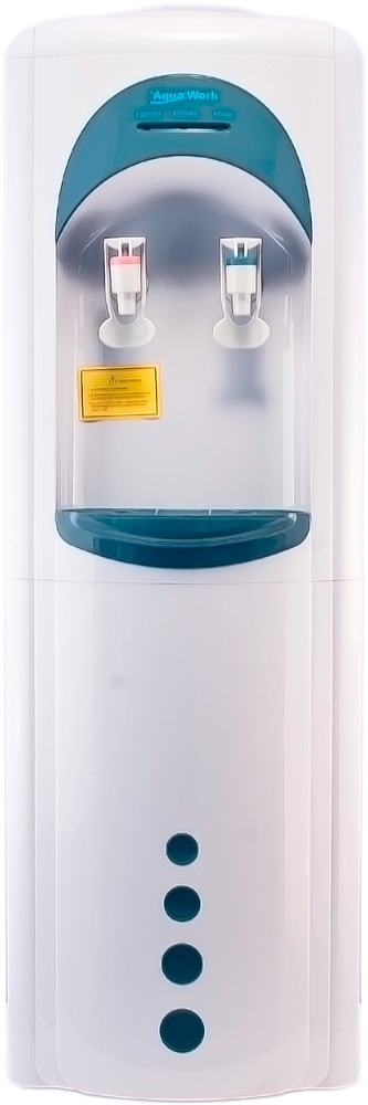 Кулер для воды Aqua Work 16-L/HLN белый - 3