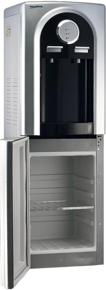 Кулер для воды Aqua Work 37-LD черный - 4