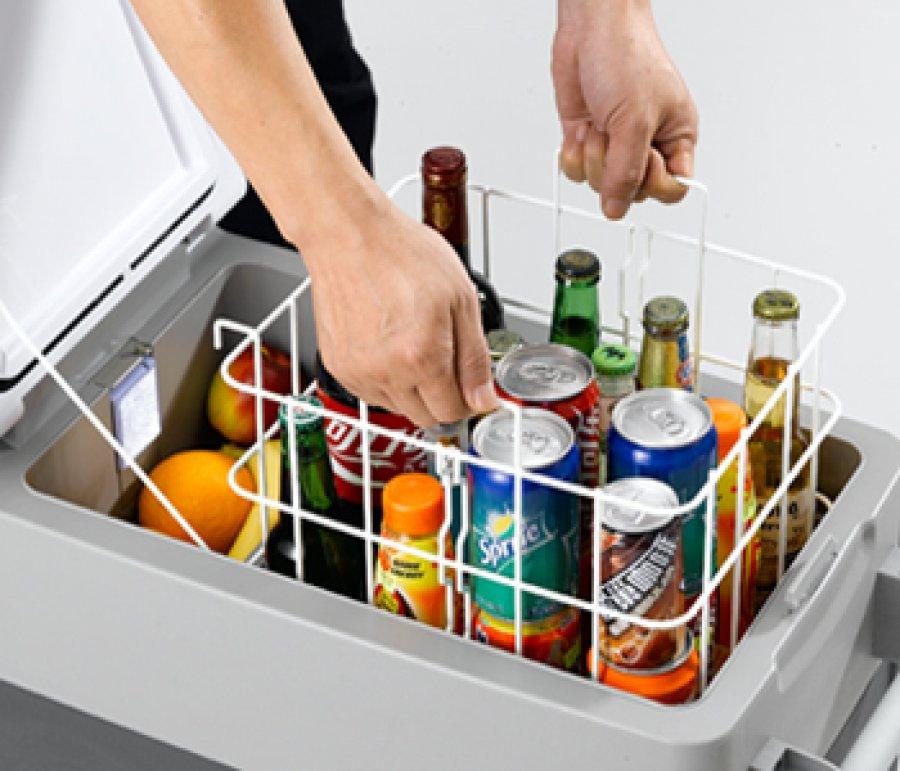 Автохолодильник компрессорный Indel B TB51A - 2