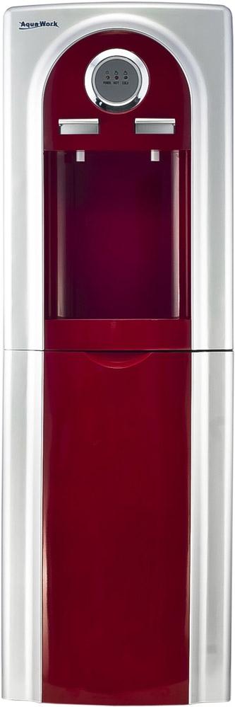 Кулер для воды Aqua Work 37-LD красный - 6
