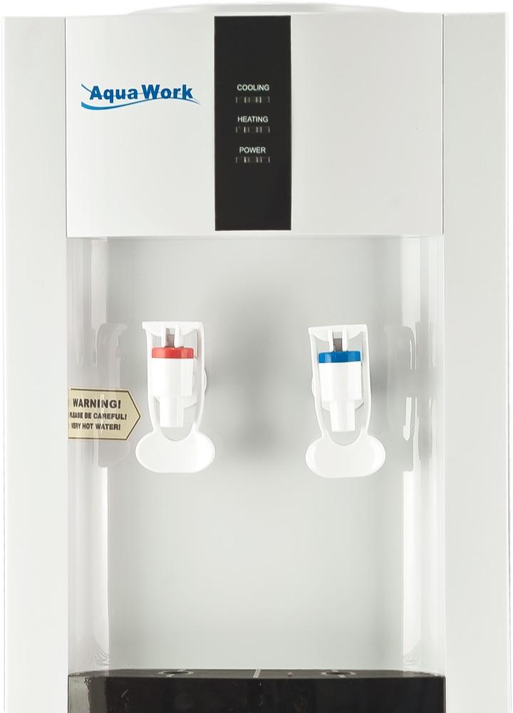 Кулер для воды Aqua Work 16-LD/EN белый - 4
