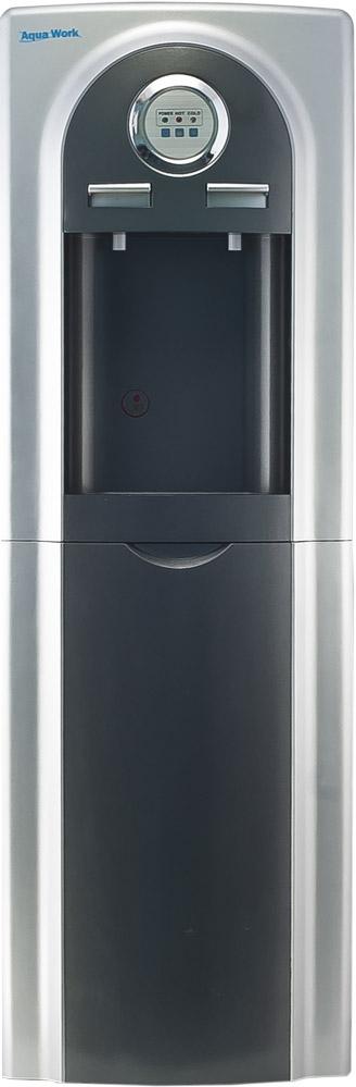 Кулер для воды Aqua Work 37-LD серый - 3