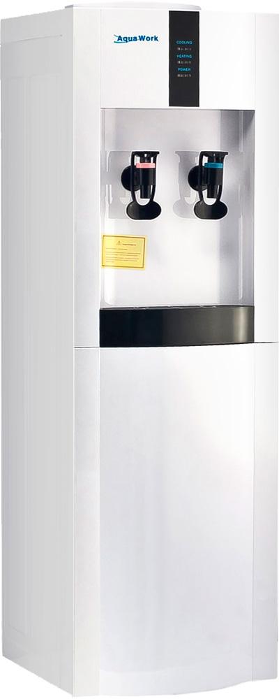 Кулер для воды Aqua Work 16-LD/EN белый - 1