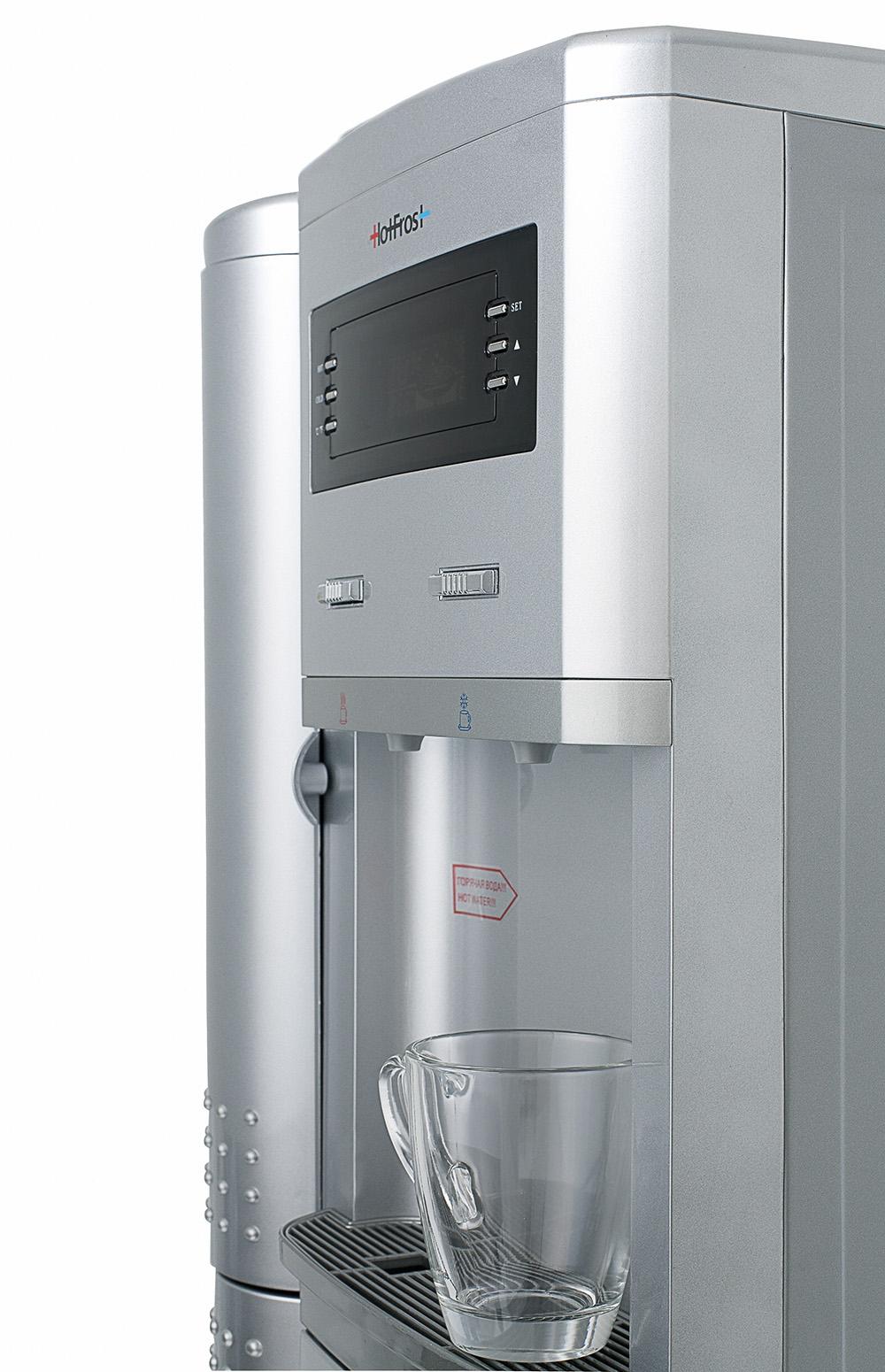 Кулер для воды с холодильником  HotFrost V205BST - 3