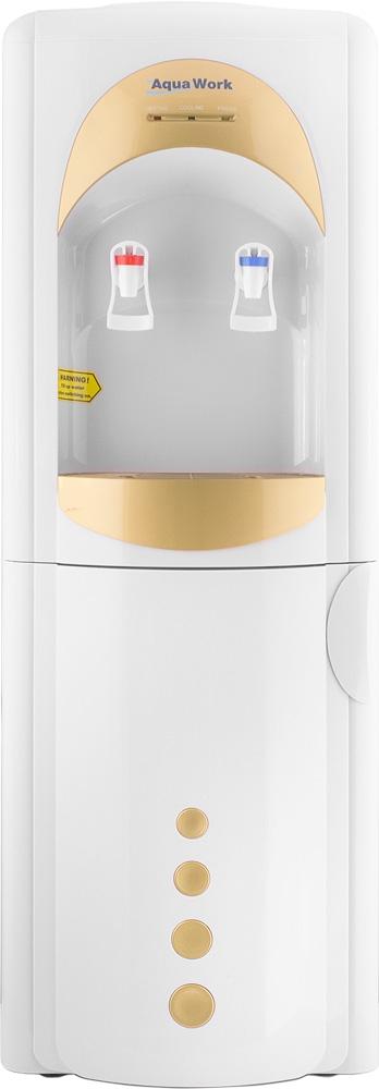 Кулер для воды Aqua Work 28-L-B/B золотистый - 3