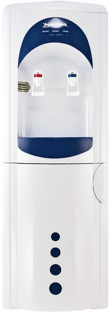 Кулер для воды Aqua Work 28-L-B/B синий - 2