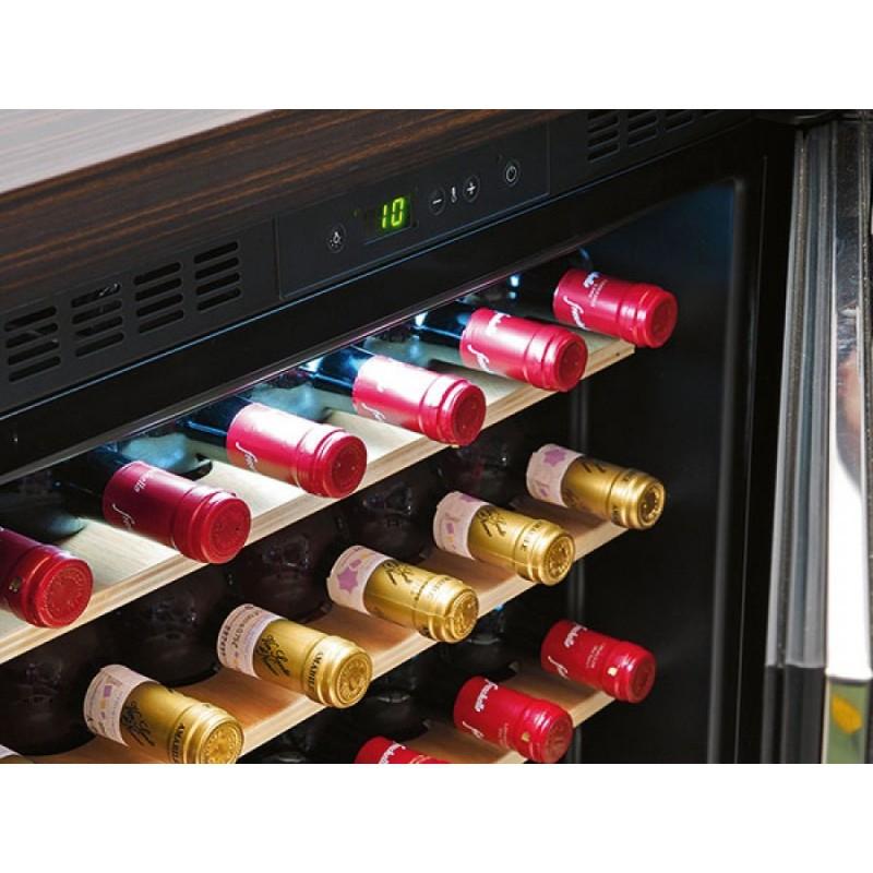 Компрессорный винный шкаф Indel B HT36 High Tech - 3