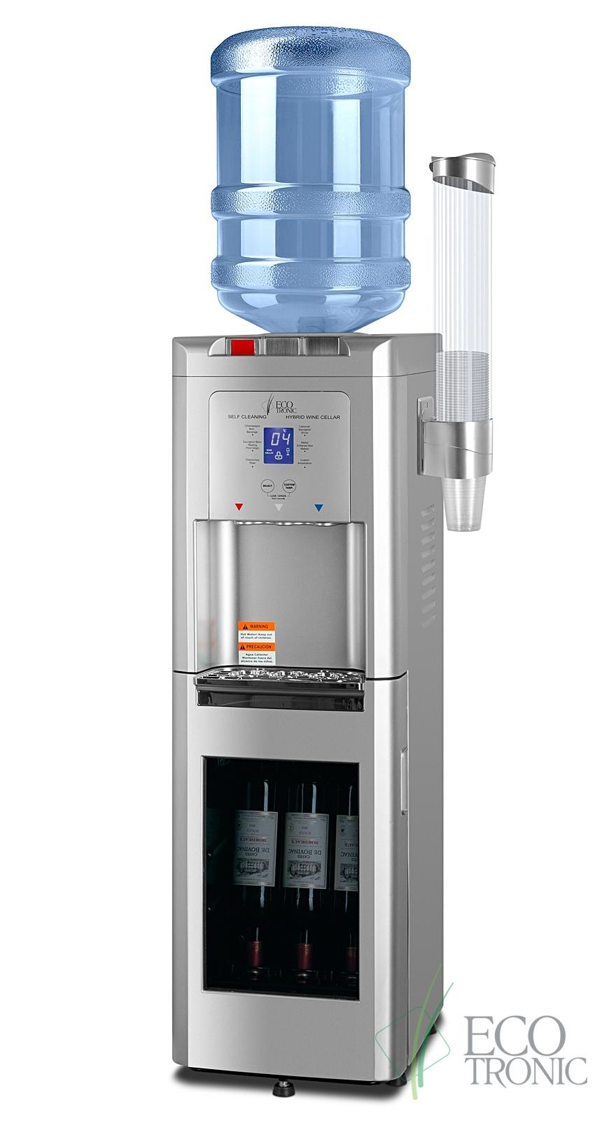 Ecotronic C15-LZ с винным шкафчиком - 1