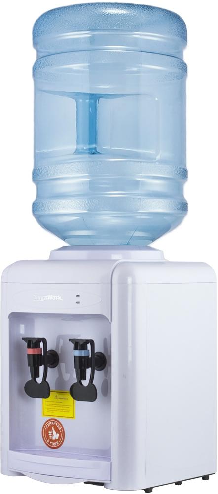 Кулер для воды Aqua Work 0.7-TD белый - 10