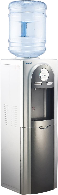 Кулер для воды Aqua Work 37-LD серый - 2
