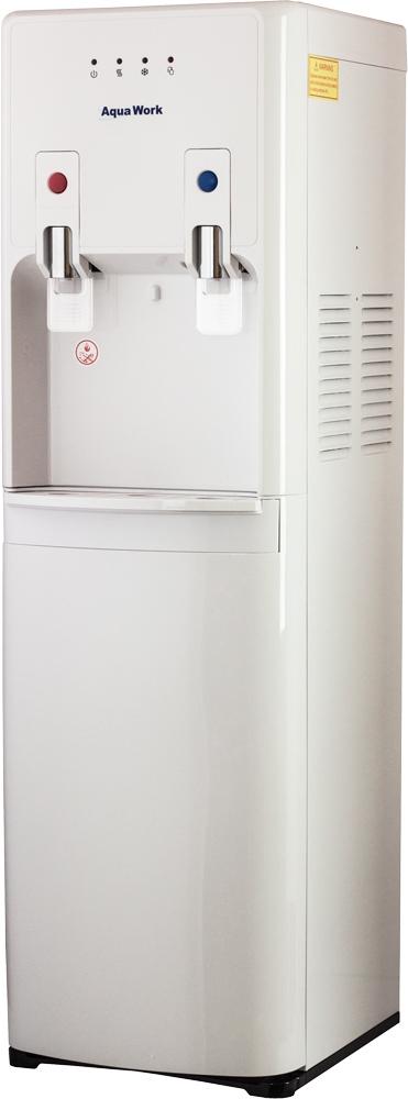 Кулер для воды Aqua Work 1447-S белый - 2