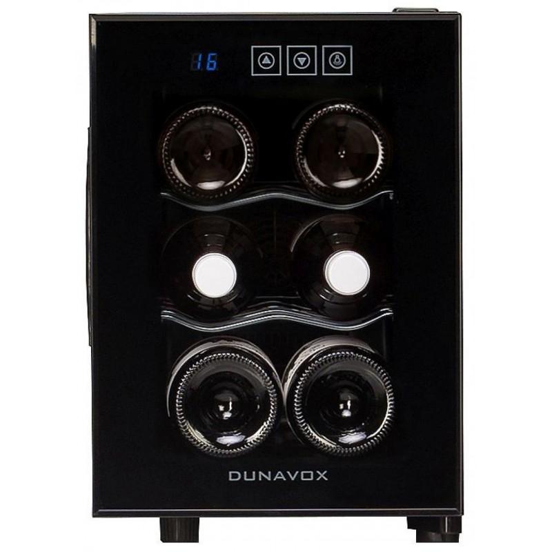 Винный шкаф Dunavox DAT-6.16C - 4
