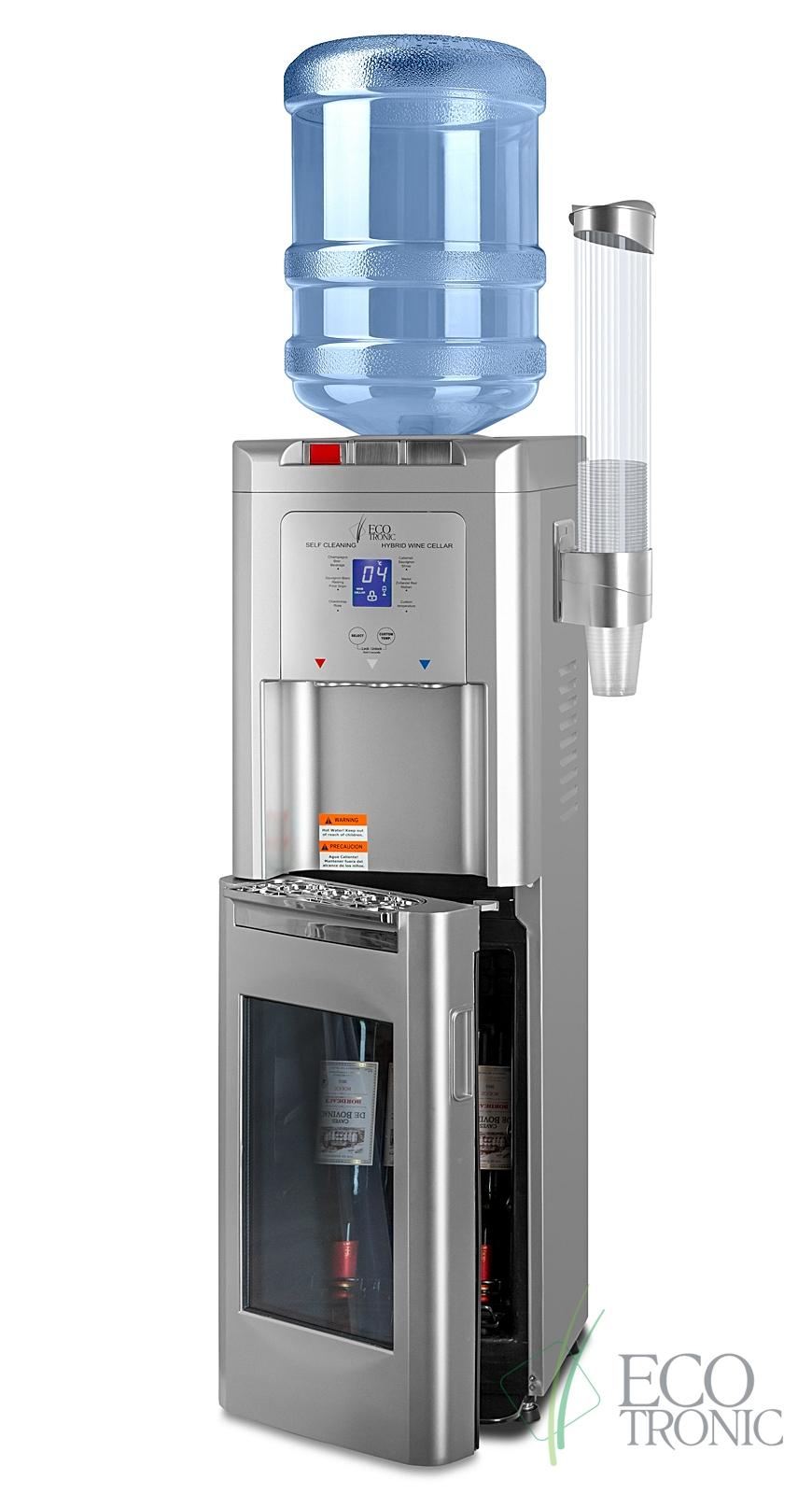 Ecotronic C15-LZ с винным шкафчиком - 2