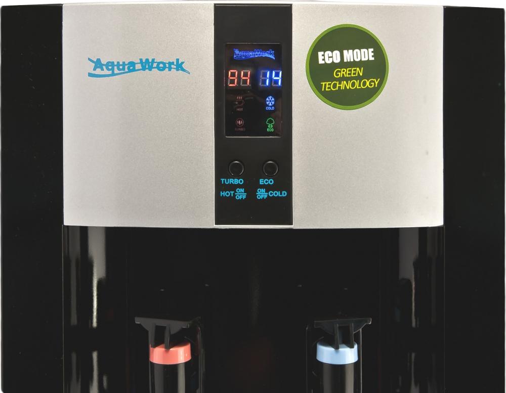 Кулер для воды Aqua Work 16-L/EN-ST черный - 4