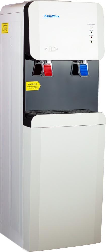 Кулер для воды Aqua Work 105-LD белый - 1
