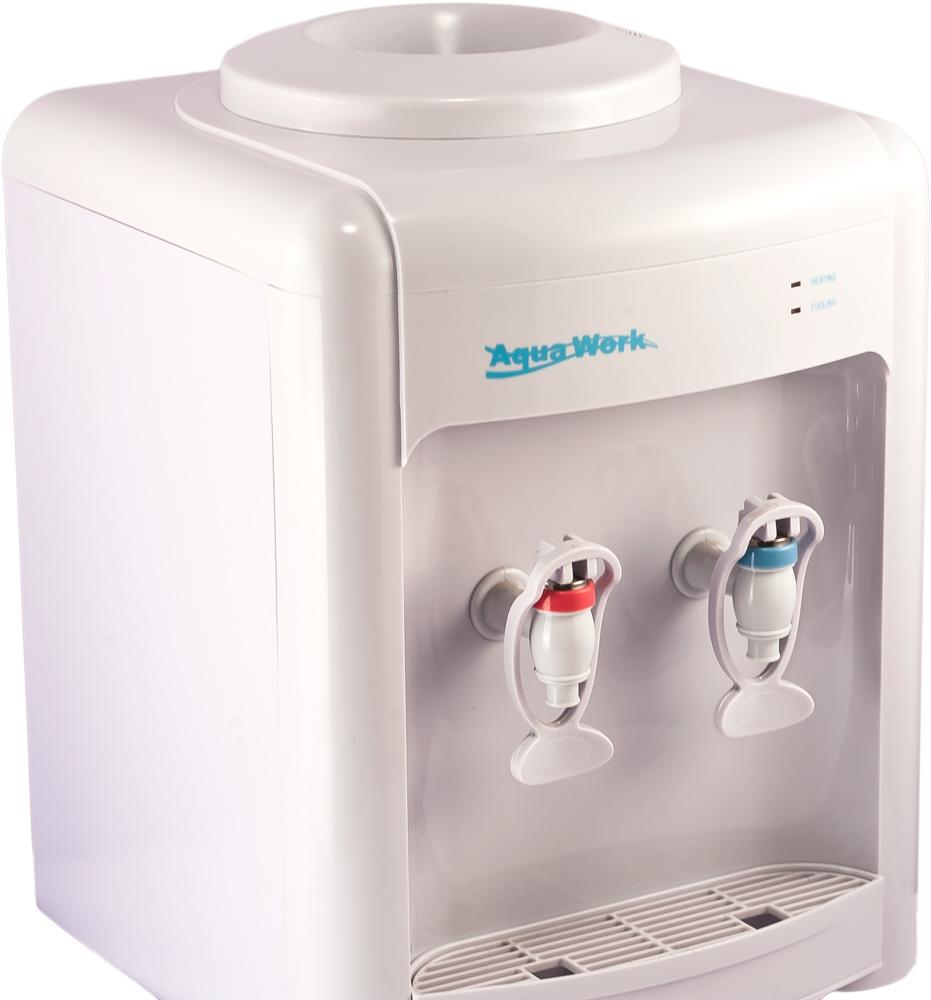 Кулер для воды Aqua Work 36-TDN белый - 3
