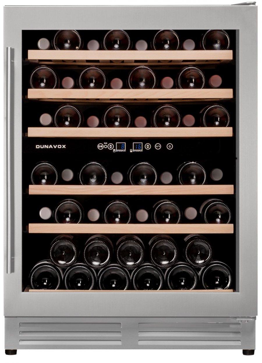 Винный шкафчик Dunavox DX-51.150DSK/DP - 6