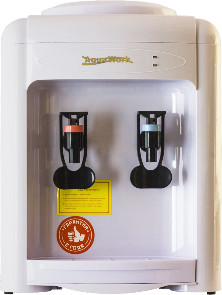 Кулер для воды Aqua Work 0.7-TD белый - 7