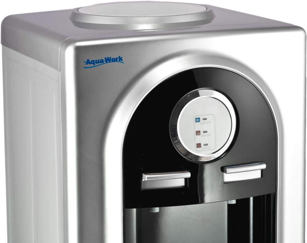 Кулер для воды Aqua Work 37-LD черный - 3