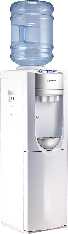 Кулер для воды Aqua Work 712-S-W белый - 8