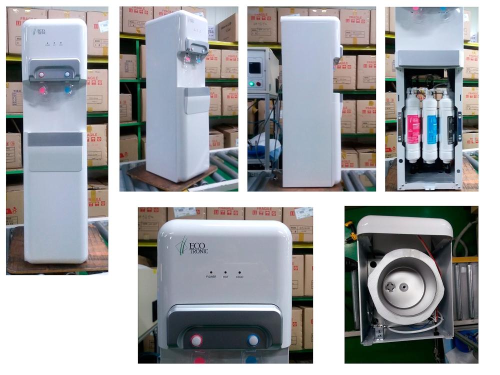 Пурифайер Ecotronic V10-U4L White - 2