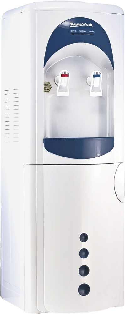 Кулер для воды Aqua Work 28-L-B/B синий - 1