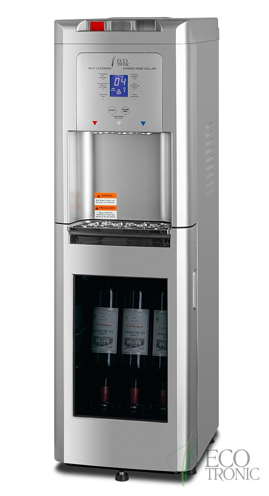Ecotronic C15-LZ с винным шкафчиком - 5