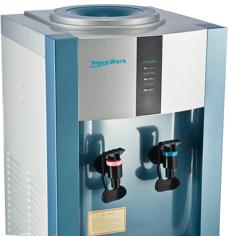 Кулер для воды Aqua Work 16-TD/EN синий - 5