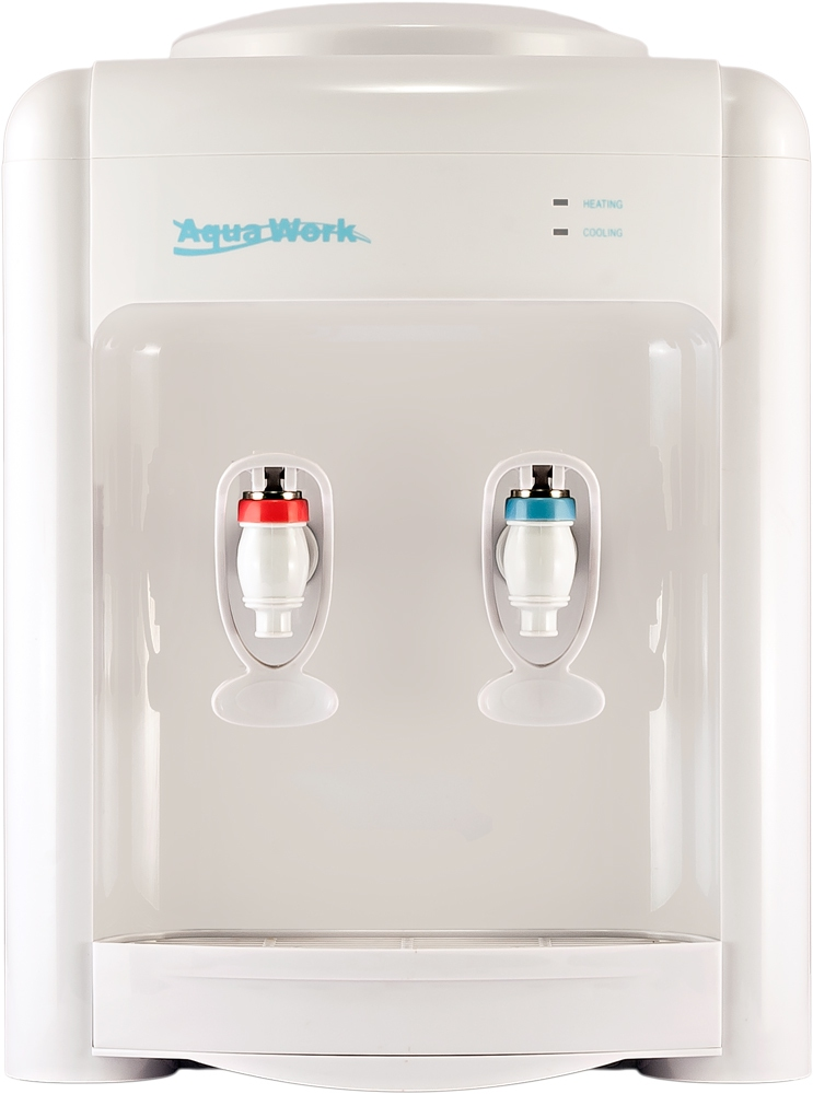 Кулер для воды Aqua Work 36-TKN белый - 2