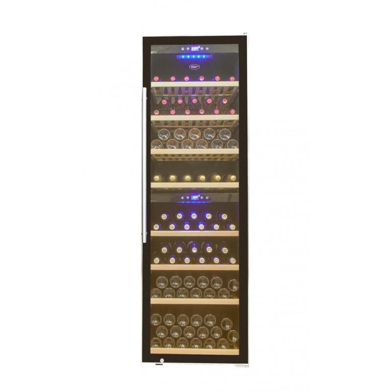 Винный шкаф Cold Vine C210-KBF2 - 4