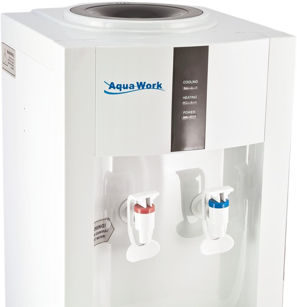 Кулер для воды Aqua Work 16-TD/EN белый - 5