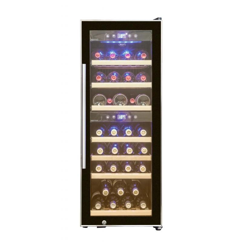 Винный шкаф Cold Vine C50-KBF2 - 4