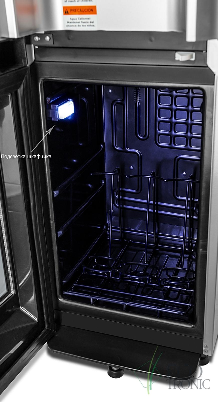 Ecotronic C15-LZ с винным шкафчиком - 11
