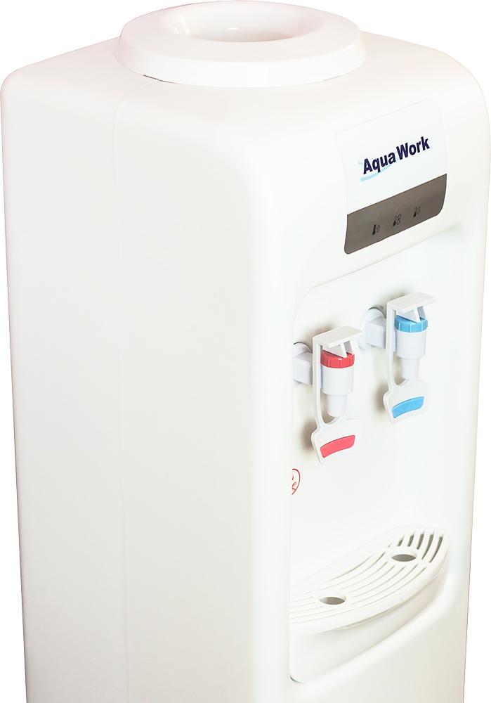 Кулер для воды Aqua Work R828-S белый - 5